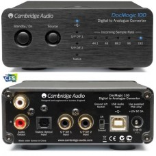 Cambridge Audio DacMagic 100 juodas