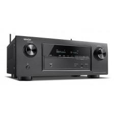 Denon AVR-X2200W 7.2 HD namų kino stipr. 7x150W WiFi Bluetooth interneto radijas tinklo grotuvas