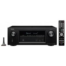 Denon AVR-X3200W 7.2 HD namų kino stiprintuvas resyveris 7x180W WiFi Bluetooth interneto radijas tinklo grotuvas Dolby Atmos, DTS:X