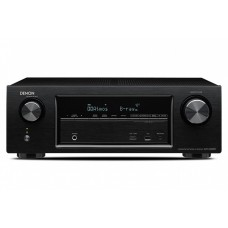 Denon AVR-X1200W 7.2 HD namų kino stiprintuvas resyveris 7x145W WiFi Bluetooth interneto radijas tinklo grotuvas Dolby Atmos, DTS:X