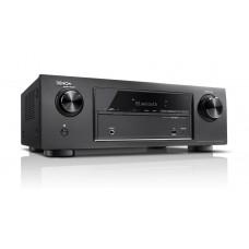 Denon AVR-X520BT 5.2 HD namų kino stiprintuvas resyveris 5x140W Bluetooth USB