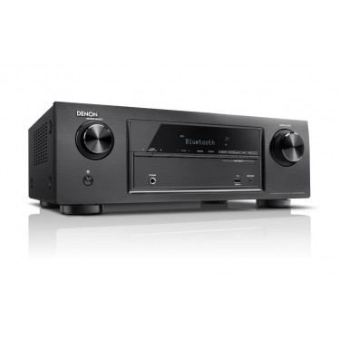 Denon AVR-X520BT 5.2 HD namų kino stiprintuvas resyveris 5x140W Bluetooth USB