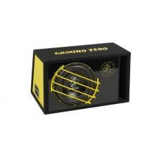 Žemų dažnių garsiakalbis dėžėje Ground Zero GZRB 120XSPL 30 cm 1000W 2x2 Ohms nemokamas pristatymas