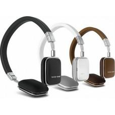 Ausinės Harman Kardon Soho-A juodos, baltos arba rudos su mikrofonu