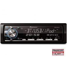 Pioneer MVH-X560BT RDS Automagnetola Bluetooth, USB ir iPod