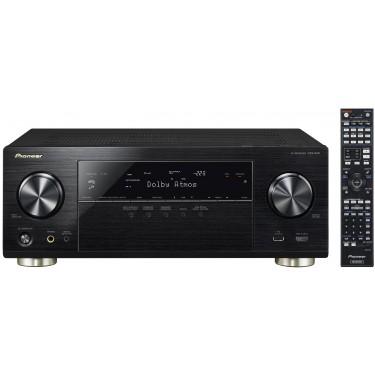 Pioneer VSX-930 7.2 namų kino stiprintuvas resyveris  7x150W  4K WiFi  interneto radijas tinklo grotuvas Dolby Atmos 4K Spotify
