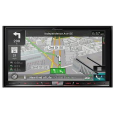 "Automagnetola Hi-End su navigacija Pioneer AVIC-F70DAB 7"" lietimui jautrus multimedia grotuvas Apple CarPlay Android Auto Bluetooth"
