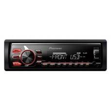 Automagnetola Pioneer MVH-170UB USB radijas su RDS  su AUX įėjimu, iPod/iPhone, FLAC nemokamas pristatymas