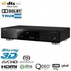 Pioneer BDP-450 Blu-Ray 3D grotuvas su tinklinio grotuvo funkcijomis Qdeo™ USB iPhone iPad Android DivX