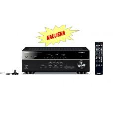 Yamaha RX-V477 namų kino resyveris stiprintuvas tinklo grotuvas 5X115W USB internetinis radijas AirPlay Spotify® Pandora®