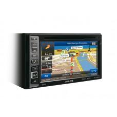 Auto magnetola ALPINE INE-W990BT in-Dash 2jų dinų media resyveris su pažangia navigacija