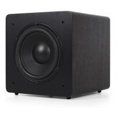 Žemų dažmių garsiakalbis kolonėlė Dynavoice Magic Sub 8 V3 juoda arba balta nemokamas pristatymas