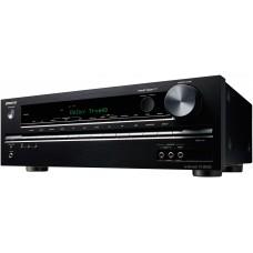 Namų kino stiprintuvas ONKYO TX-SR333 5.1 resyveris  5x120W TrueHD USB integruotas Bluetooth® nemokamas pristatymas