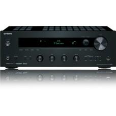 Stereo stiprintuvas ONKYO TX-8050 2.1 resyveris 2x160W tinklo grotuvas